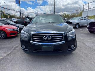 Used 2014 Infiniti QX60 for sale in London, ON