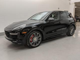 Used 2016 Porsche Cayenne GTS/PREMIUM PLUS PKG/CARBON INT. PKG/LANE CHANGE ASSIST & MORE! for sale in Toronto, ON