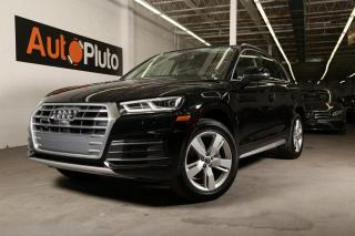 Used 2018 Audi Q5 2.0 Tfsi Quattro Technik S Tronic for sale in North York, ON