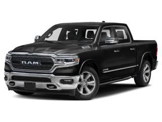 New 2021 RAM 1500 Limited 4x4 Crew Cab 5'7  Box for sale in Milton, ON