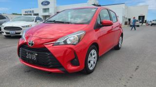 Used 2018 Toyota Yaris LE - SEAT HEAT, BLUETOOTH, USB for sale in Kingston, ON