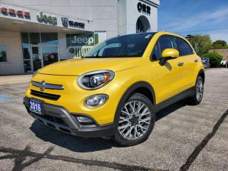 Used 2016 Fiat 500 X Trekking for sale in Sarnia, ON