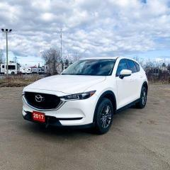 Used 2017 Mazda CX-5 AWD  Auto GS for sale in Kapuskasing, ON