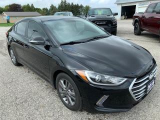 Used 2018 Hyundai Elantra GL for sale in Petrolia, ON