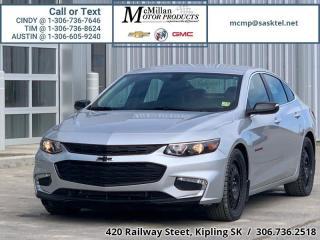 Used 2018 Chevrolet Malibu LT  REDLINE EDITION,LEATHER SEATS,REAR VIEW CAM,RE for sale in Kipling, SK