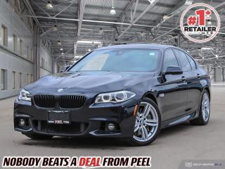 Used 2014 BMW 535 I xDrive for sale in Mississauga, ON