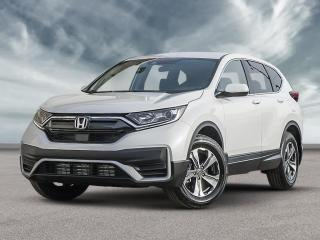 New 2021 Honda CR-V LX AWD for sale in Amherst, NS