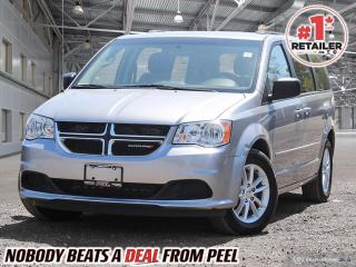 Used 2016 Dodge Grand Caravan SXT*Ready 4 ur Roadtrip*Bluetooth,6 pwr wndws,MINT for sale in Mississauga, ON