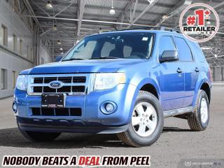 Used 2010 Ford Escape XLT Automatic 3.0L for sale in Mississauga, ON