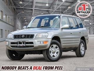 Used 2000 Toyota RAV4 BASE for sale in Mississauga, ON