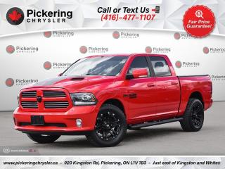 Used 2016 RAM 1500 SPORT for sale in Pickering, ON