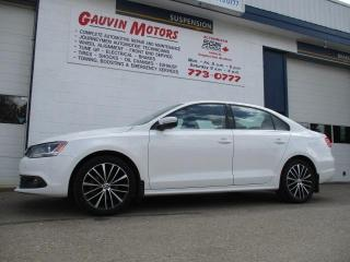 Used 2014 Volkswagen Jetta 2.0 TDI Highline for sale in Swift Current, SK