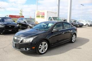 Used 2011 Chevrolet Cruze 1.4L LTZ for sale in Whitby, ON