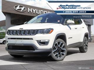 Used 2018 Jeep Compass LIMITED for sale in North Vancouver, BC
