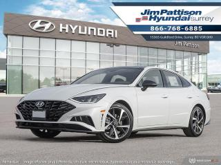 New 2021 Hyundai Sonata SPORT for sale in Surrey, BC
