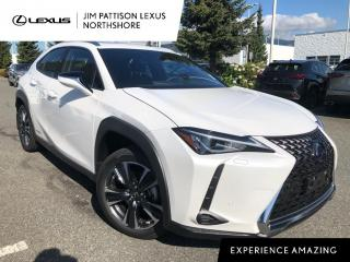 New 2021 Lexus UX 250H Luxury Package for sale in North Vancouver, BC