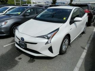 Used 2017 Toyota Prius for sale in North Vancouver, BC