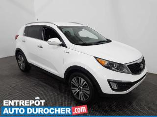 Used 2016 Kia Sportage EX- AWD Caméra de Recul - Bluetooth - Climatiseur for sale in Laval, QC