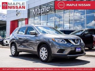 Used 2016 Nissan Rogue S Bluetooth Backup Camera Keyless Entry Tpms for sale in Maple, ON