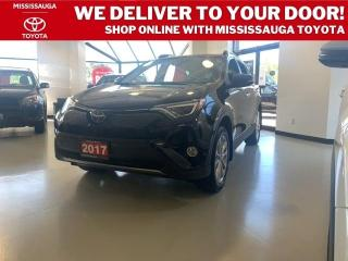Used 2017 Toyota RAV4 LIMITED  for sale in Mississauga, ON