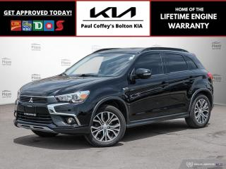Used 2017 Mitsubishi RVR SE Limited Edition for sale in Bolton, ON