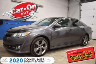 Used 2012 Toyota Camry LEATHER | NAVIGATION | 18'' ALLOYS for sale in Ottawa, ON