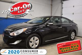 Used 2012 Hyundai Sonata Hybrid LEATHER | HEATED SEATS | WUDI CAR AUDIO SYSTEM for sale in Ottawa, ON