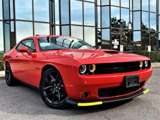 Used 2021 Dodge Challenger BRAND NEW |R/T|HEMI|LAUNCH CONTROL|V8|VENTED SEATS| for sale in Brampton, ON