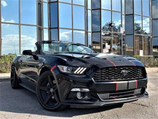 Used 2017 Ford Mustang 2DR CONV V6 for sale in Brampton, ON