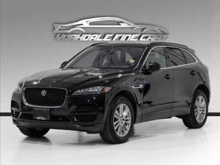 Used 2018 Jaguar F-PACE 25t AWD Prestige, Navigation, Panoramic, Factory Warranty for sale in Concord, ON