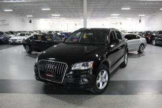 Used 2017 Audi Q5 NO ACCIDENTS I QUATTRO I PANOROOF I PUSH START I LEATHER for sale in Mississauga, ON