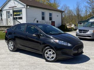 Used 2015 Ford Fiesta 1-Owner No-Accidents Bluetooth A/C Cruise Power Group for sale in Sutton, ON