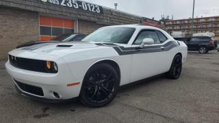 Used 2016 Dodge Challenger 2dr Cpe SXT PLUS, TRACK PACK, LEATHER, SUN ROOF, BACK UP CAM for sale in Calgary, AB