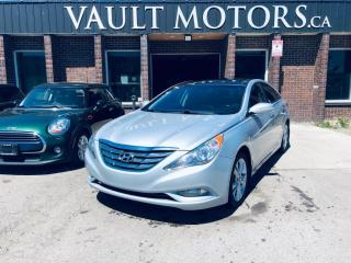 Used 2012 Hyundai Sonata 4dr Sdn 2.4L Auto, NAV LEATHER Limited for sale in Brampton, ON