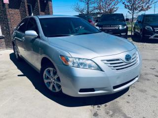 Used 2007 Toyota Camry 4dr Sdn I4, NO ACCIDENTS for sale in Brampton, ON