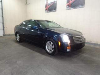 Used 2003 Cadillac CTS 4dr Sdn for sale in Edmonton, AB