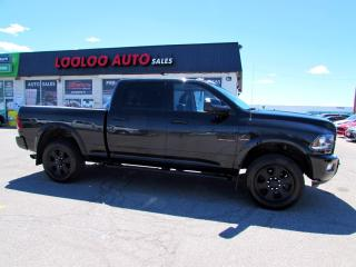 Used 2017 RAM 3500 Laramie Crew Cab 4WD 6.7L Diesel CUMMINS Certified for sale in Milton, ON