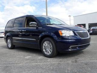 Used 2014 Chrysler Town & Country 4dr Wgn Touring w/Leather for sale in Edmonton, AB