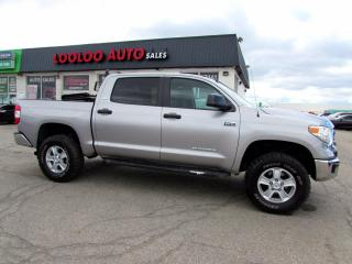 Used 2015 Toyota Tundra SR5 iForce 5.7L V8 CrewMax 4WD Camera Certified for sale in Milton, ON