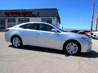 Used 2014 Lexus ES 350 Premium Pkg Auto Navigation Camera Leather Certified for sale in Milton, ON