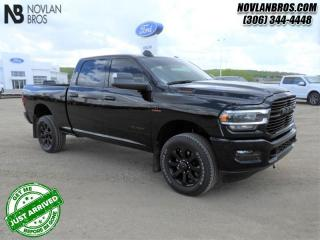 Used 2020 RAM 2500 Big Horn  - Navigation - Alloy Wheels for sale in Paradise Hill, SK