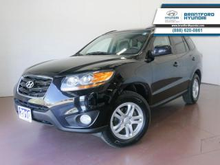 Used 2010 Hyundai Santa Fe 1 OWNER | LOW KM | BLUETOOTH  - $153 B/W for sale in Brantford, ON
