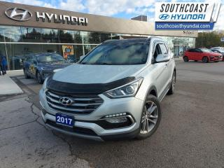 Used 2017 Hyundai Santa Fe Sport 2.0T Ultimate  - Leather Seats - $171 B/W for sale in Simcoe, ON