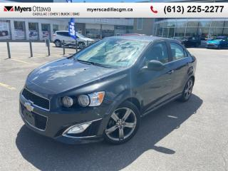 Used 2016 Chevrolet Sonic RS  RS, LEATHER, SUNROOF, 17