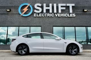 Used 2020 Tesla Model 3 STANDARD RANGE PLUS AUTOPILOT, CARFAX CLEAN! for sale in Oakville, ON