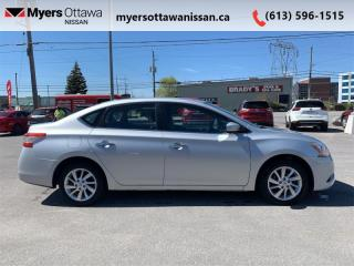 Used 2015 Nissan Sentra SV  - Bluetooth -  Power Windows for sale in Ottawa, ON