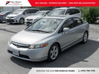 Used 2008 Honda Civic for sale in Toronto, ON
