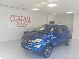 Used 2019 Ford EcoSport Titanium for sale in Grand Falls-Windsor, NL