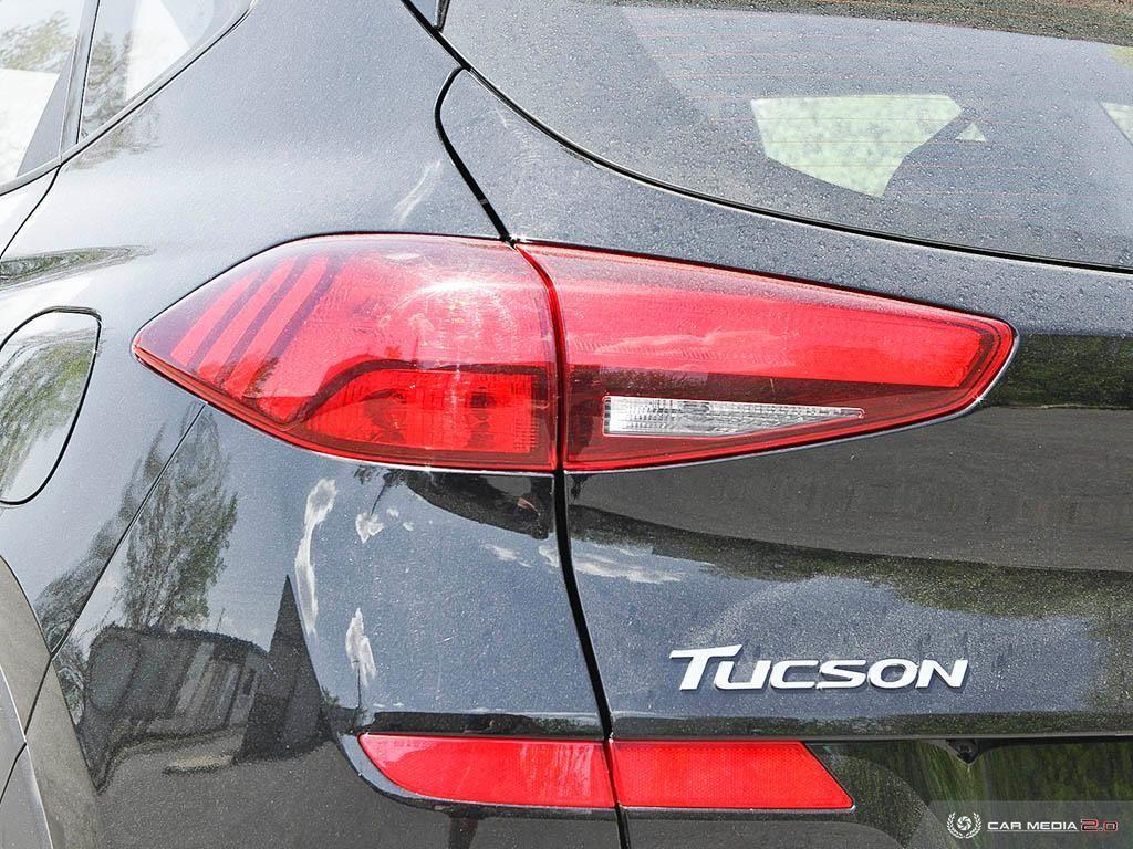 2020 Hyundai Tucson Essential