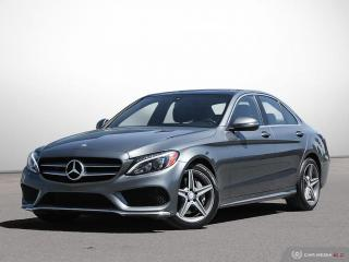 Used 2017 Mercedes-Benz C-Class C 300 for sale in Ottawa, ON